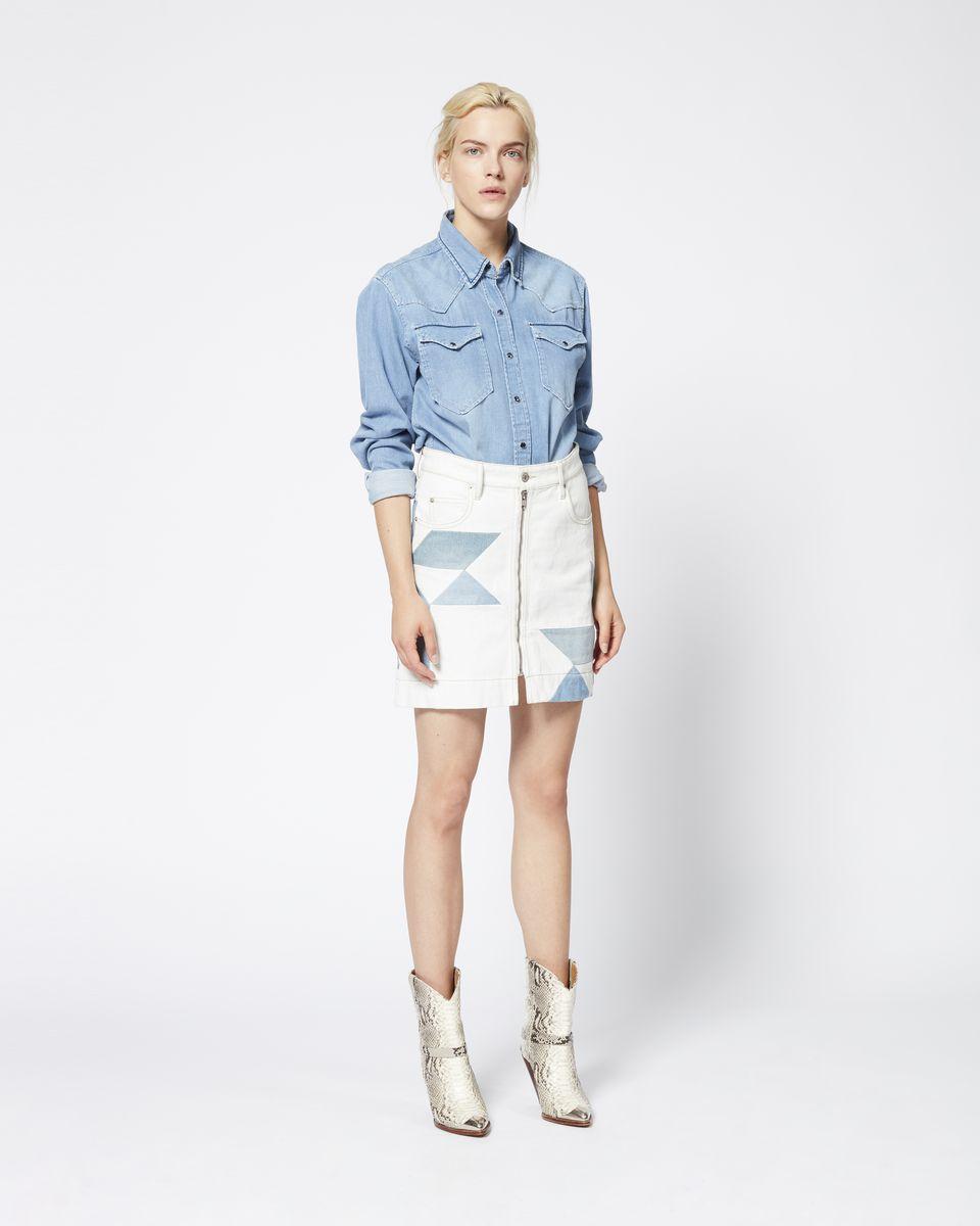 Isabel Marant - LIOLINE skirt - 1