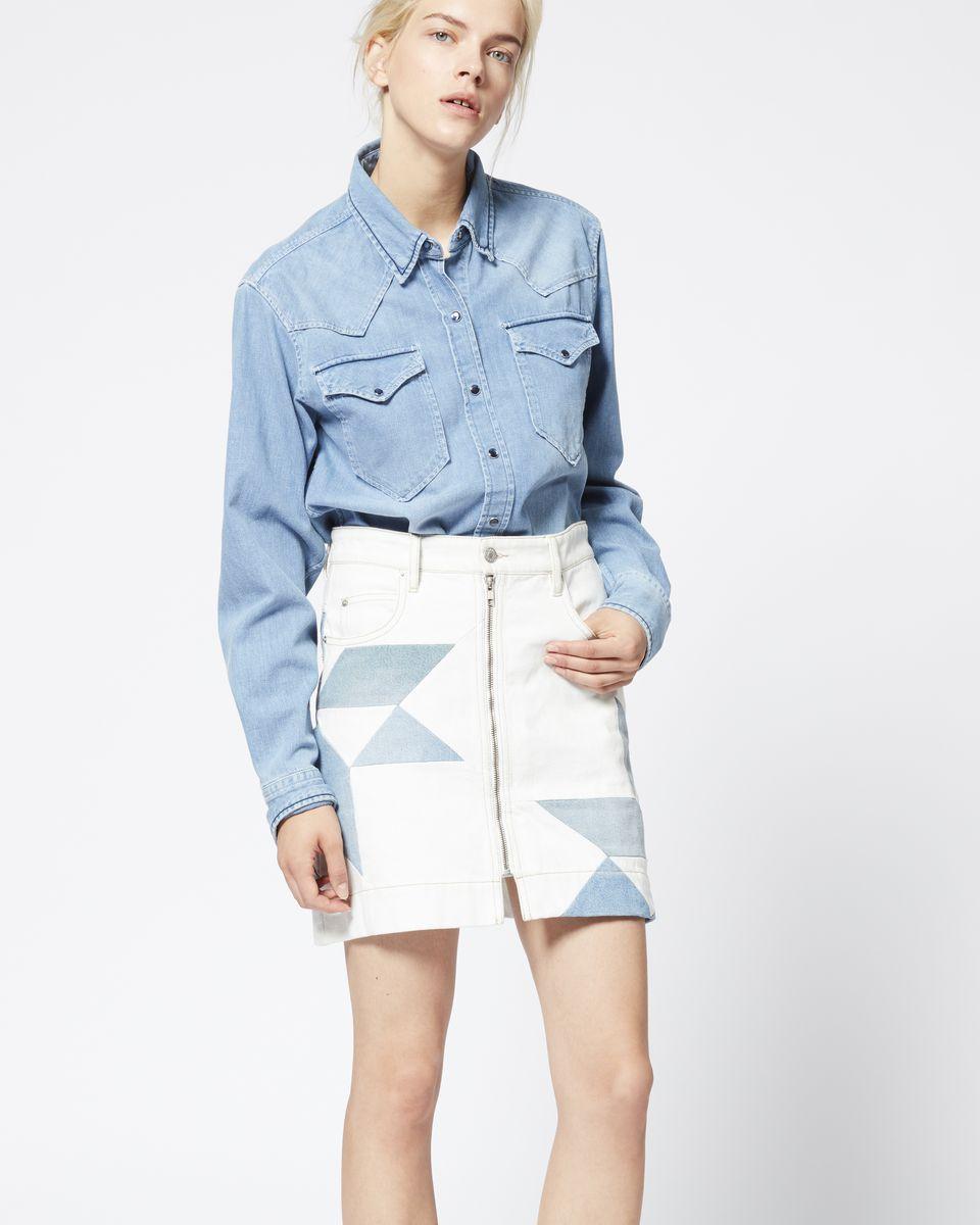 Isabel Marant - LIOLINE skirt - 3