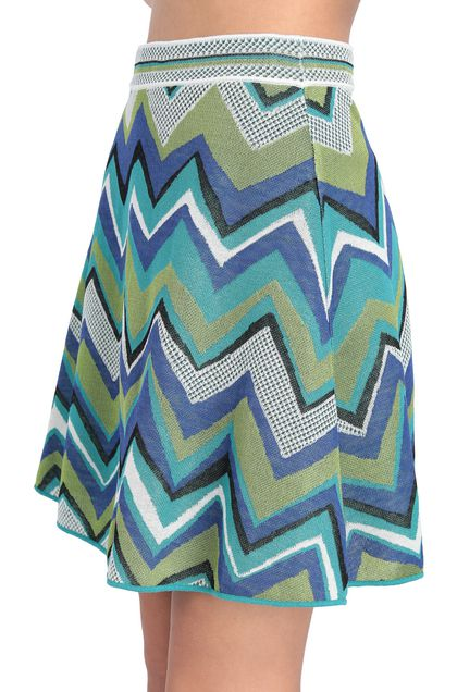 M MISSONI Skirt White Woman - Front