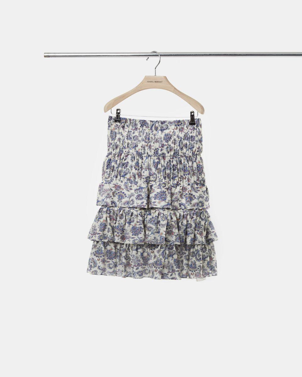 Isabel Marant - NOUK skirt - 5