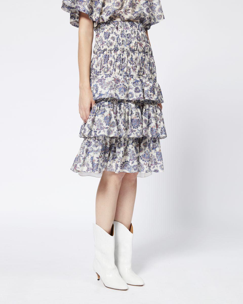 Isabel Marant - NOUK skirt - 3