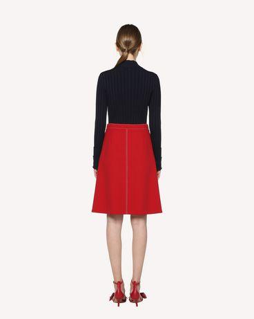 REDValentino RR3RAA200VM D05 Midi skirt Woman r