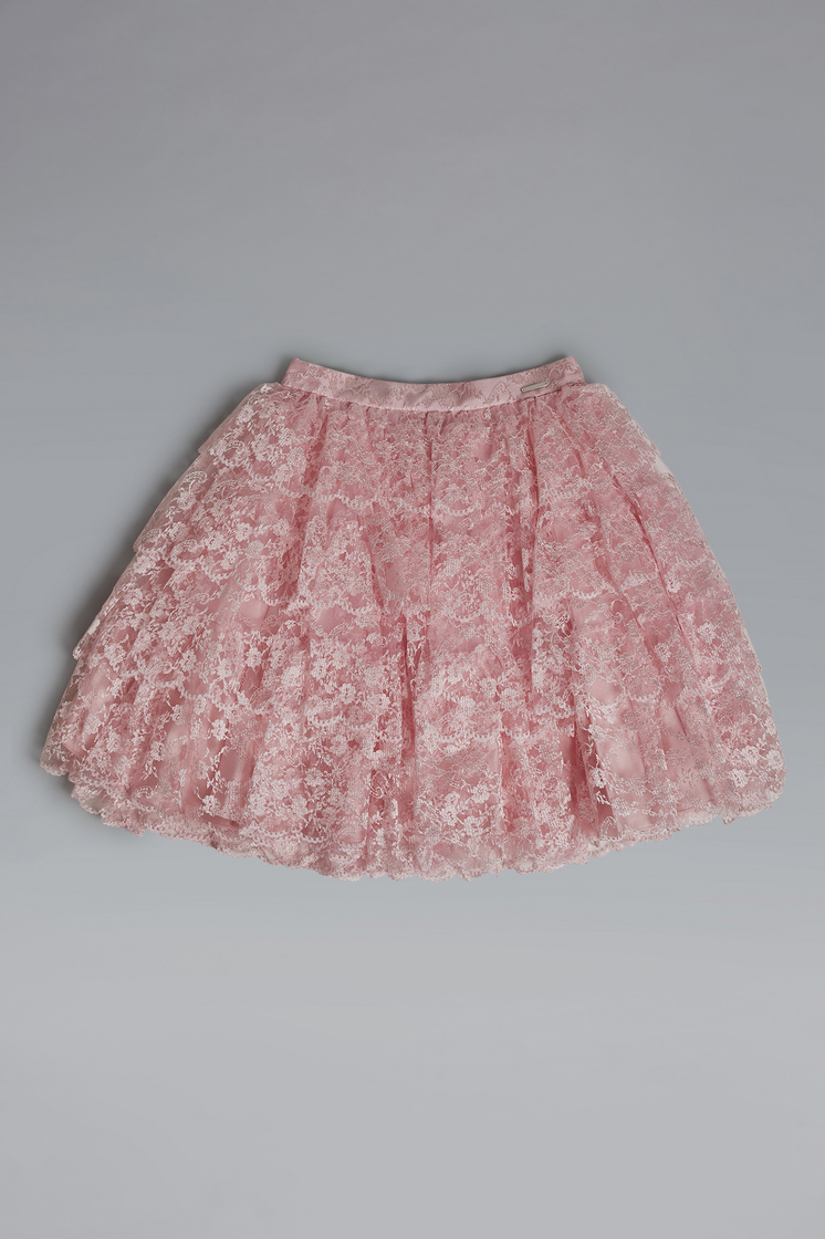 DSQUARED2 Lace Skirt Skirt Woman