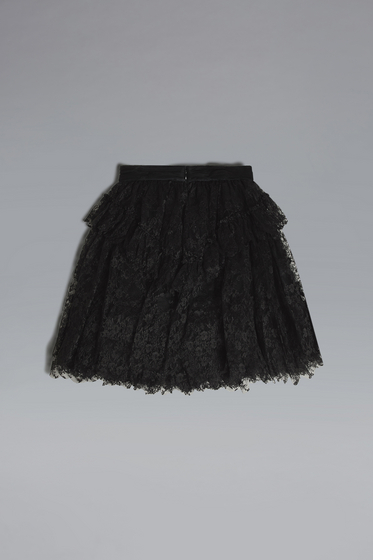 DSQUARED2 Skirt Woman DQ03CAD00TMJDQ900 b