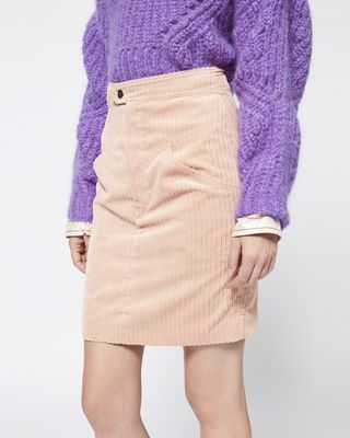 ISABEL MARANT SHORT SKIRT Woman MARSH skirt r