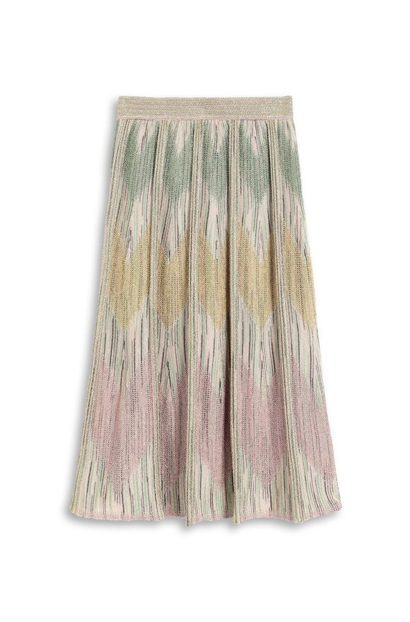 M MISSONI Skirt Beige Woman