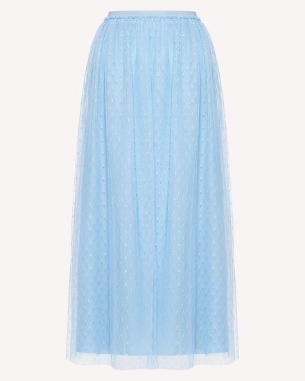 REDValentino Midi Skirt Woman RR0RA3801GK IQ8 a