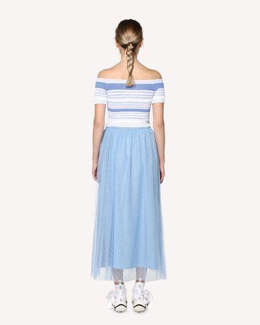 REDValentino RR0RA3801GK IQ8 Midi Skirt Woman r