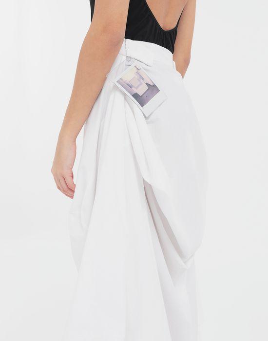 MM6 MAISON MARGIELA Seat Cover cotton skirt Long skirt [*** pickupInStoreShipping_info ***] a