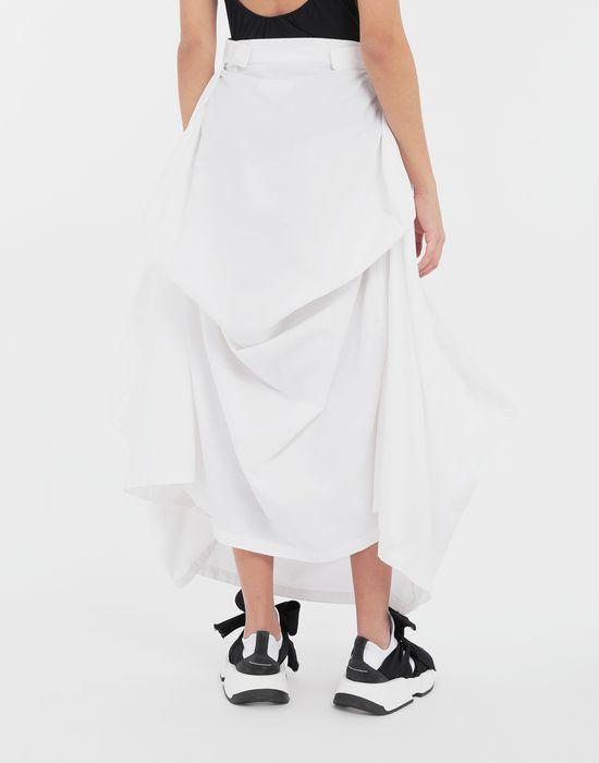MM6 MAISON MARGIELA Seat Cover cotton skirt Long skirt [*** pickupInStoreShipping_info ***] e