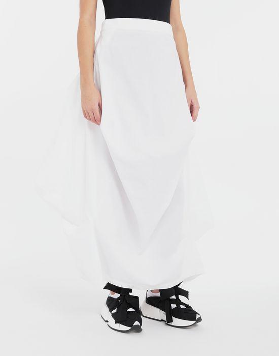 MM6 MAISON MARGIELA Seat Cover cotton skirt Long skirt [*** pickupInStoreShipping_info ***] r