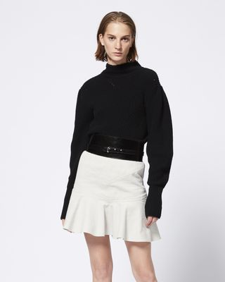 ISABEL MARANT SHORT SKIRT Woman KELLY skirt r