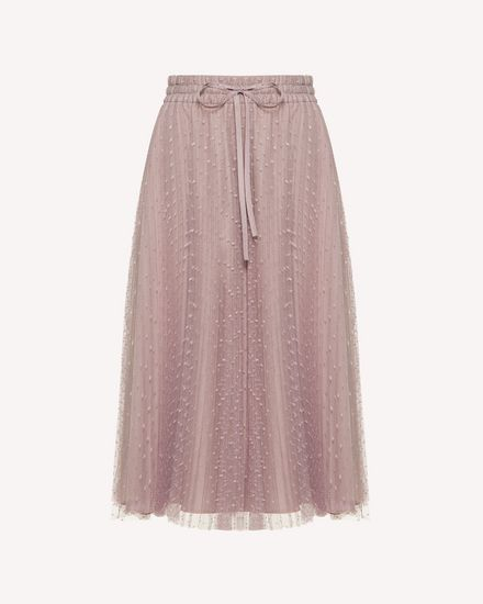REDValentino Long and midi skirts Woman SR0RA360428 KZ0 a