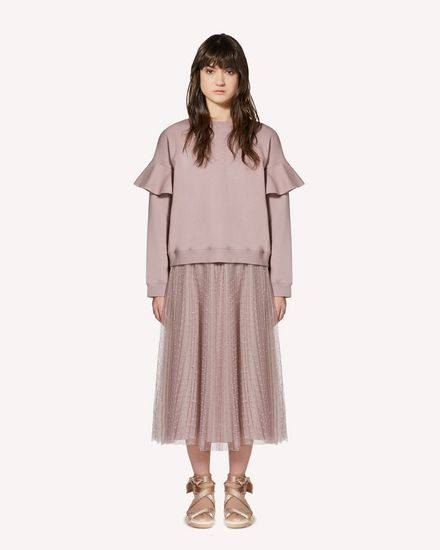 REDValentino Long and midi skirts Woman SR0RA360428 KZ0 f