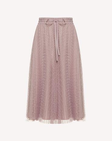 REDValentino SR0RA360428 KZ0 Long and midi skirts Woman a