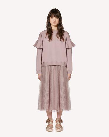 REDValentino SR0RA360428 KZ0 Long and midi skirts Woman f