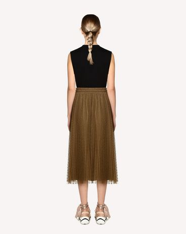 REDValentino RR0RAA70428 825 Long skirt Woman r