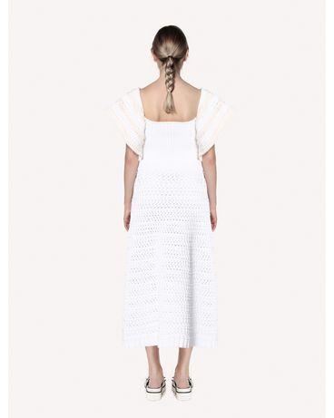 REDValentino RR0KGA00KKQ 001 Midi Skirt Woman r