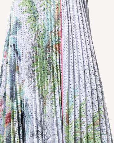 REDValentino RR0MD00BEEZ NV1 Midi Skirt Woman e