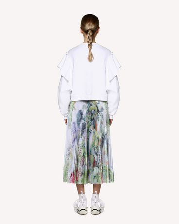 REDValentino RR0MD00BEEZ NV1 Midi Skirt Woman r