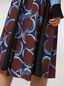 Marni Viscose sablé skirt with Paranoic print Woman - 4