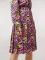 Marni Pleated viscose skirt Bolero print by Bruno Bozzetto Woman - 4