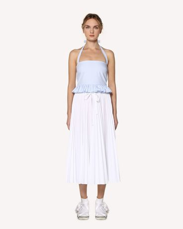REDValentino RR0RAA70LUN 001 Long skirt Woman f
