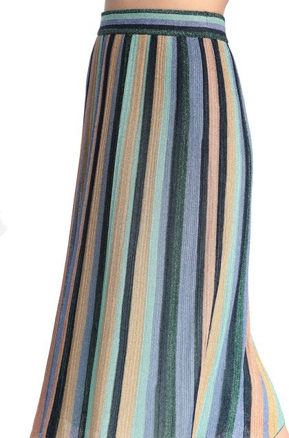 M MISSONI Skirt Light green Woman - Front
