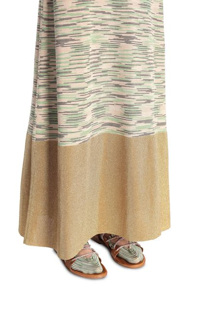 M MISSONI Skirt Sand Woman - Front