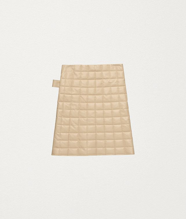 BOTTEGA VENETA SKIRT IN MATELASSÉ NAPPA Skirt Woman fp