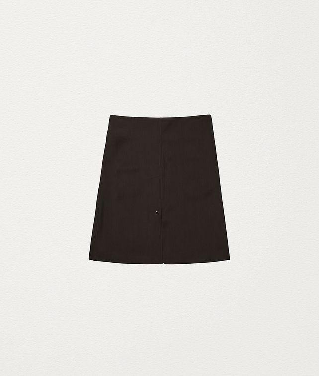 BOTTEGA VENETA SKIRT IN TRICOTINE Skirt [*** pickupInStoreShipping_info ***] fp