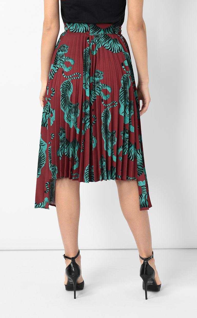 JUST CAVALLI Pleated skirt Skirt Woman a