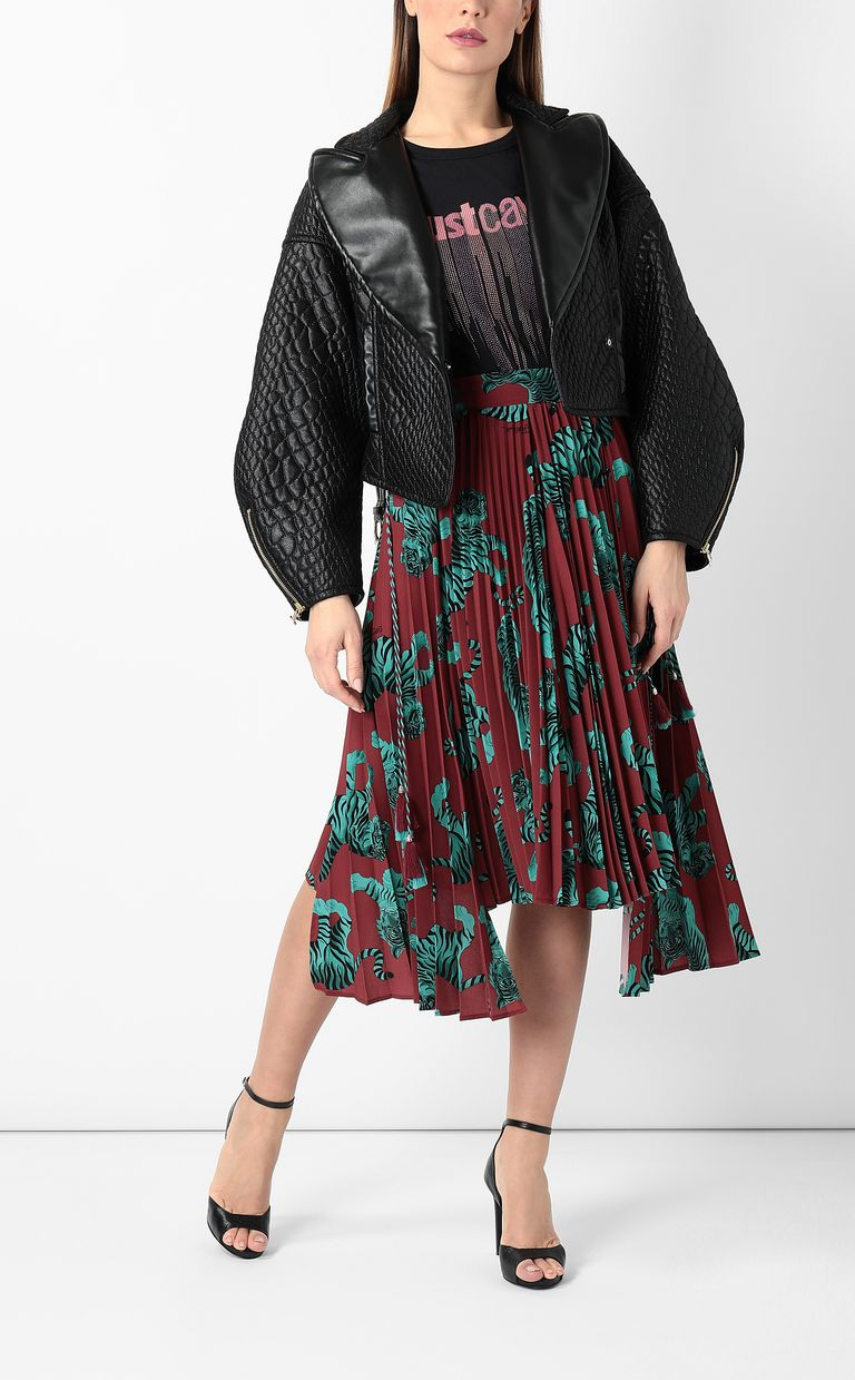 JUST CAVALLI Pleated skirt Skirt Woman d
