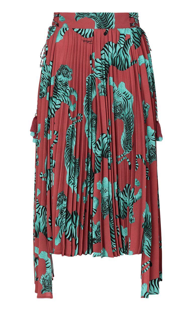JUST CAVALLI Pleated skirt Skirt Woman f