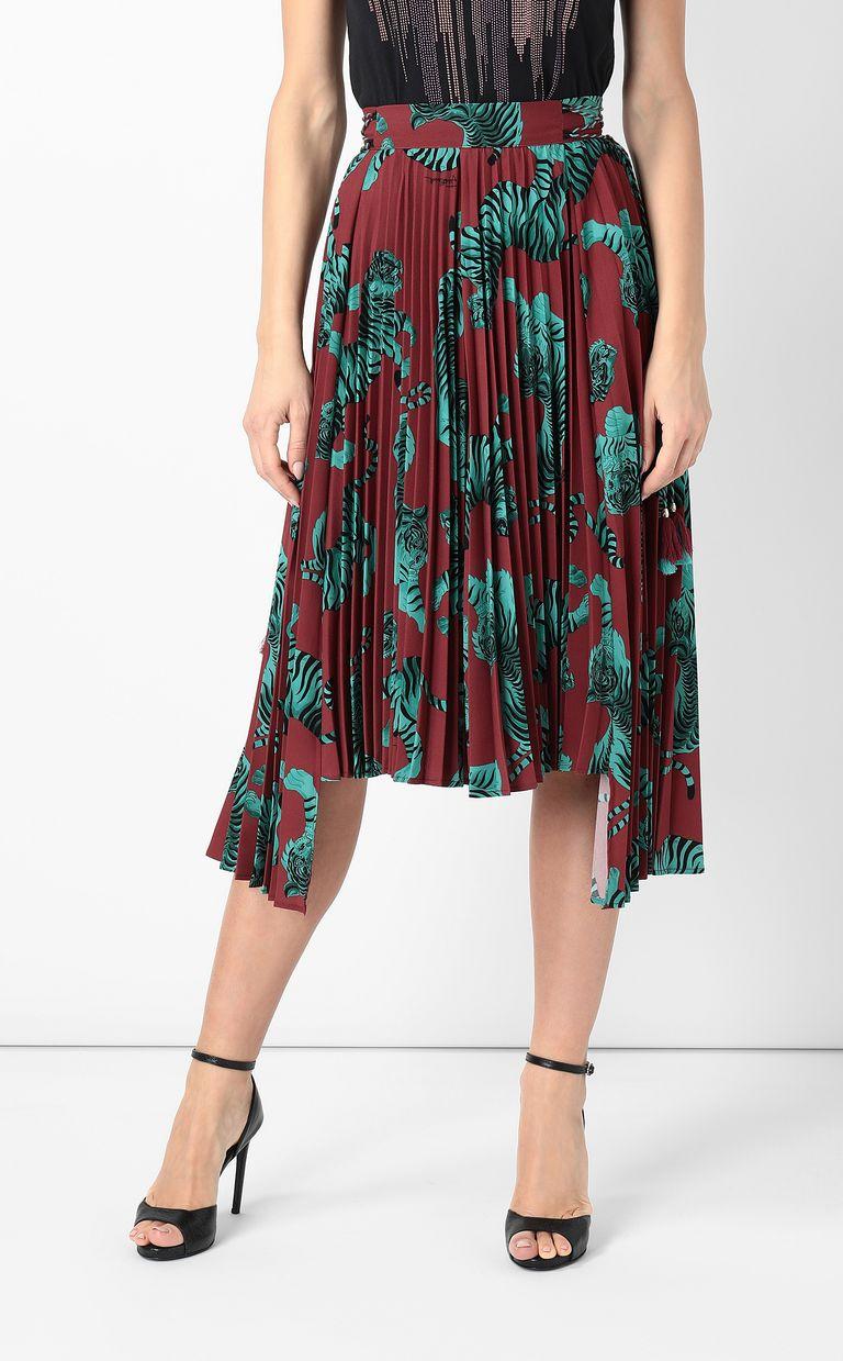 JUST CAVALLI Pleated skirt Skirt Woman r