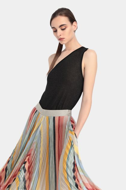 MISSONI Skirt Pastel pink Woman - Front