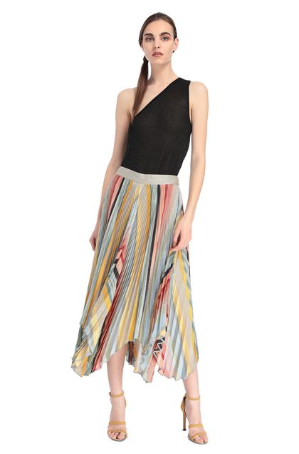 MISSONI Skirt Pastel pink Woman - Back