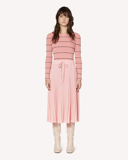 REDValentino Long and midi skirts Woman SR3RAB8549G 517 f