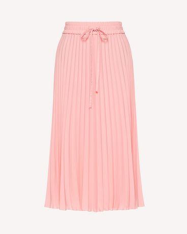 REDValentino SR3RAB8549G 517 Long and midi skirts Woman a