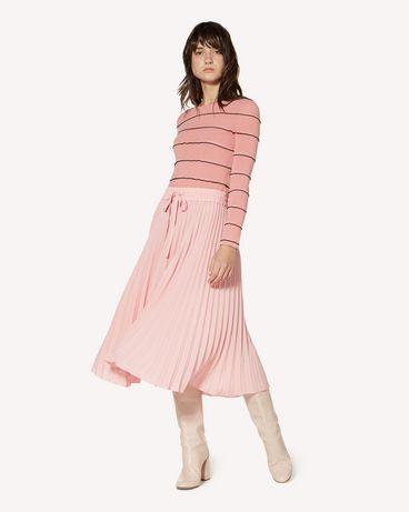 REDValentino SR3RAB8549G 517 Long and midi skirts Woman d