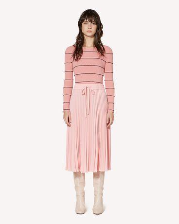 REDValentino SR3RAB8549G 517 Long and midi skirts Woman f