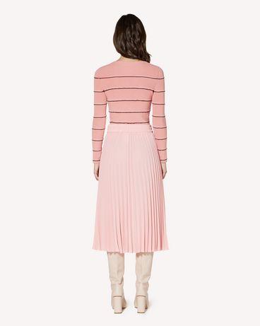 REDValentino SR3RAB8549G 517 Midi skirt Woman r
