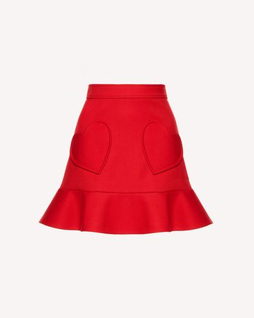 REDValentino SR3RAB801Y1 D05 Mini skirt Woman a