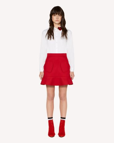 REDValentino SR3RAB801Y1 D05 Mini skirt Woman f