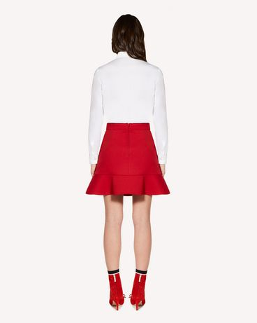 REDValentino SR3RAB801Y1 D05 Mini skirt Woman r