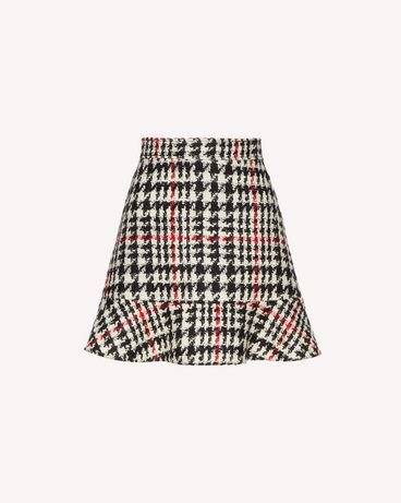 REDValentino SR3RAC45499 0NO Mini skirt Woman a