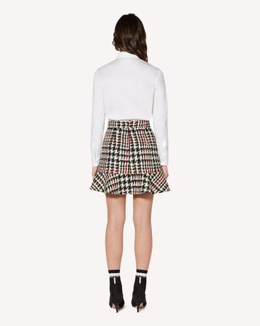 REDValentino SR3RAC45499 0NO Mini skirt Woman r