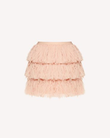REDValentino SR3RA00K4DT N17 Mini skirt Woman a