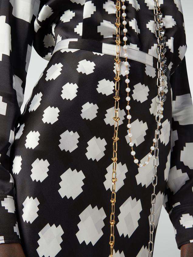 Marni Flared skirt Otti print Woman - 5