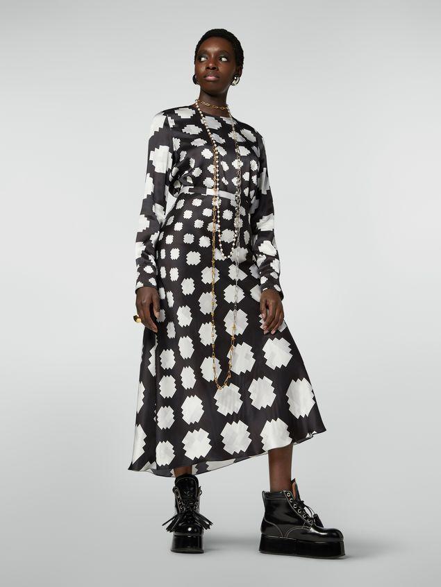 Marni Flared skirt Otti print Woman - 1